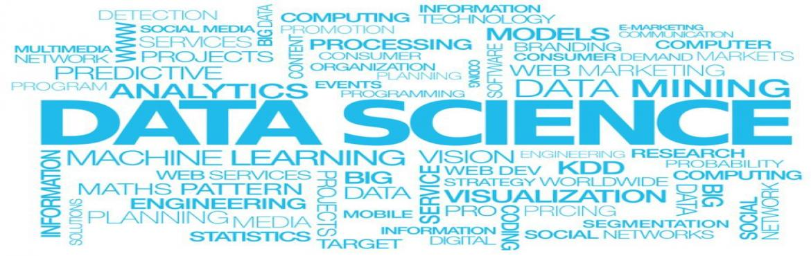 Book Online Tickets for Data Science Training in Hyderabad By Re, Hyderabad. As third-anniversary offer Qshore Technologies offering Complete Data science training only at cost of 15000/-  Offer valid for 2 months only.
