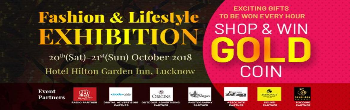 Book Online Tickets for MODISH-FASHION N LIFESTYLE EXHIBITION, Lucknow.   Modish is fashionable. It is a shopping extravaganza that acknowledges the extraordinary talent that resides in creative designers across the country. The exhibition showcases the vibrant collection of handcrafted designer apparels, home-