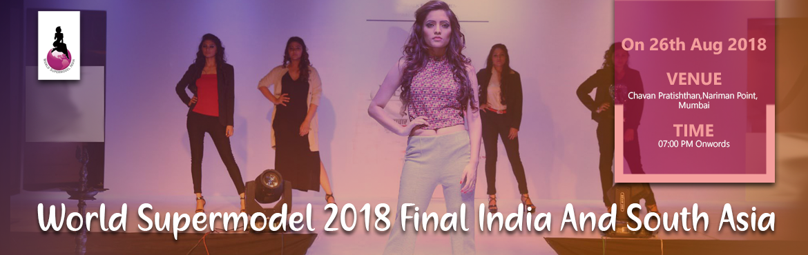 Book Online Tickets for World Supermodel 2018 Final India And So, Mumbai. World Supermodel India and World Supermodel South Asia are owned and hosted by Yellow Umbrella Group, the largest marketing company in India. World Supermodel India is open to Indian Teen girls and women with in the age of 16-30 only. The compe