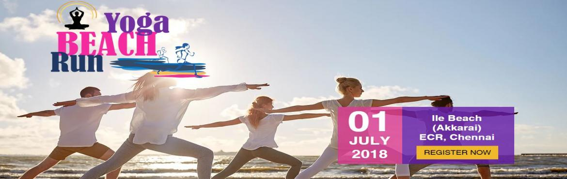 Book Online Tickets for Beach Yoga Run, Chennai. Beach Yoga & Run an initiative by arculex (Manggal Arc Event Management Services Pvt Ltd) in association with Road Running Club (RRC) and Anahata Yoga on the occassion of celebrating International Yoga Day to create awareness on the benefits of d