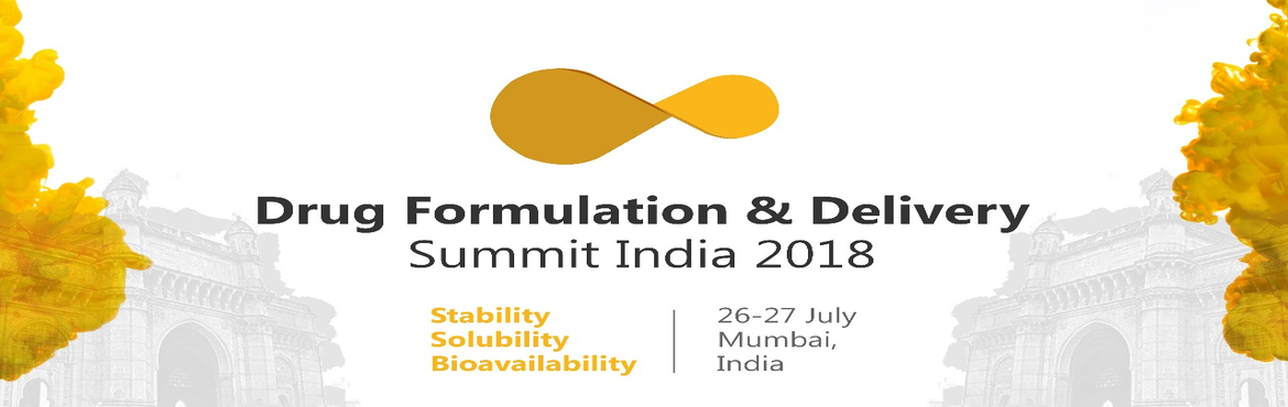 Book Online Tickets for Drug Formulation and Delivery Summit Ind, Mumbai.       ABOUT THE EVENT:  Drug Formulation & Delivery Summit is the leading platform bringing together C-level professionals, industry experts and academia in formulation, Drug development and Delivery. DFD summit creates a unique platform to