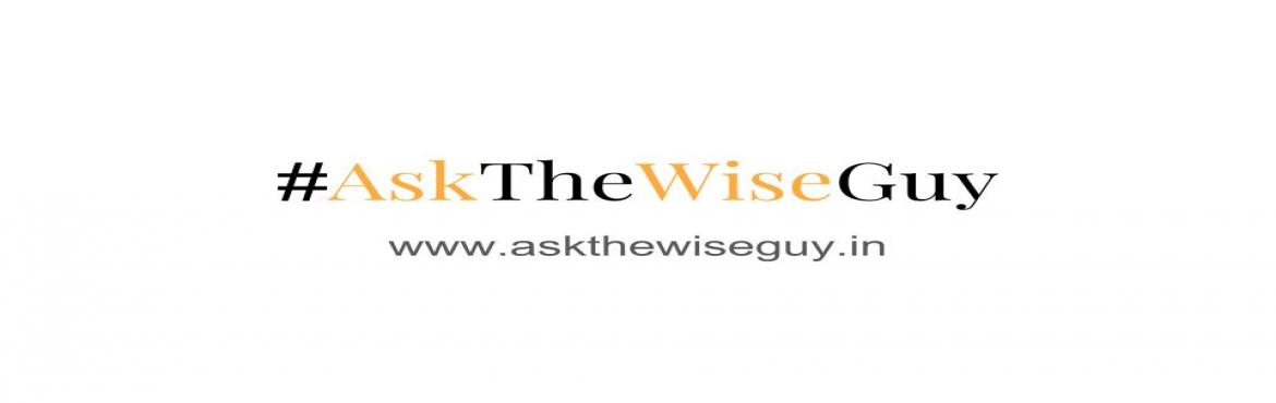 Book Online Tickets for AskTheWiseGuy - Passive Income Workshop, New Delhi. #AskTheWiseGuy is your it place to discover how you can make your passive income take care of all your monetary needs, while you can work for your passion to earn your active income.  No more being a slave to your active income. Let your heart i