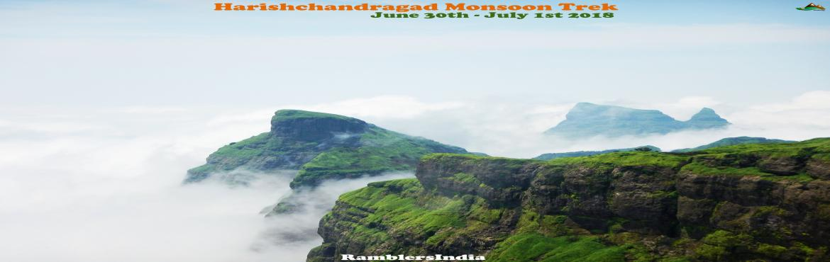 Book Online Tickets for Harishchandragad monsoon trek via paachn, paachnai. A day trek at the very famous Harishchandragad in Maharashtra during monsoon is a must for nature lovers that has history way back from 6th Century. It got prominent caves, konkan kada, waterfalls and one of the highest peak in sahayadri ranges