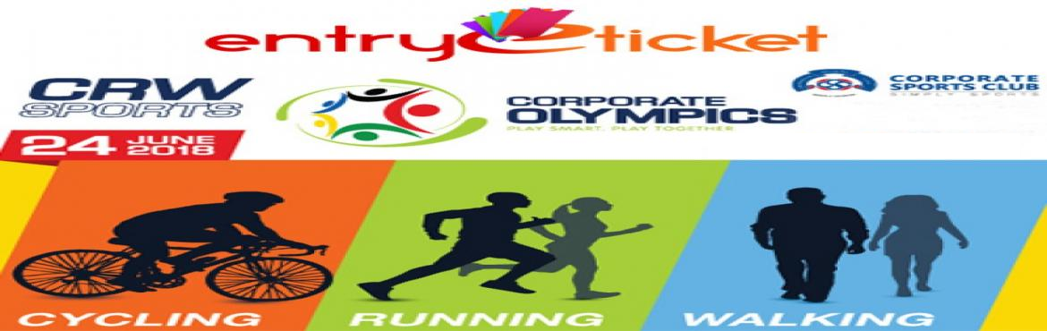 Book Online Tickets for CRW SPORTS - CORPORATE OLYMPICS IN CHENN, Chennai. Corporate Olympics is an inter-corporate multi sports event which will have participation from various corporate companies ofChennai. CRWSports - Corporate Olympics in Chennai is coming on 24 june 2018 at PBEL City -Kelambakka