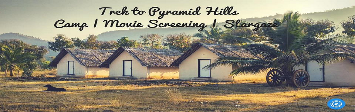 Book Online Tickets for Trek to Pyramid Hills, Bengaluru. Bored of the usual pub crawling on weekends and want a unique and fun getaway for the upcoming weekend?We've got you covered