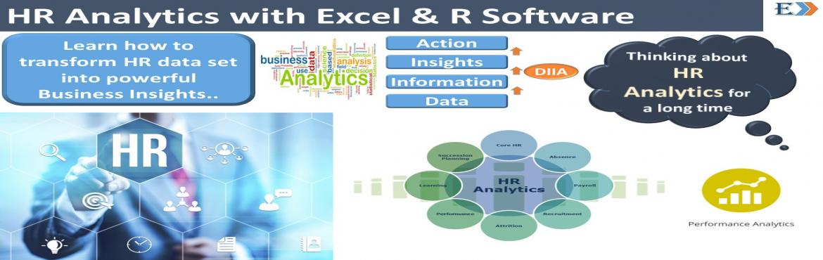 Book Online Tickets for HR Analytics using MS-Excel and other to, Mumbai. Indepth coverage of HR Analytics including performance management, compensation, HR risks, Evaluations through case studies in Ms-Excel and Additional tool packs of MS Excel. Create Innovative dashboards, get insight into HR Strategies. Cover introdu