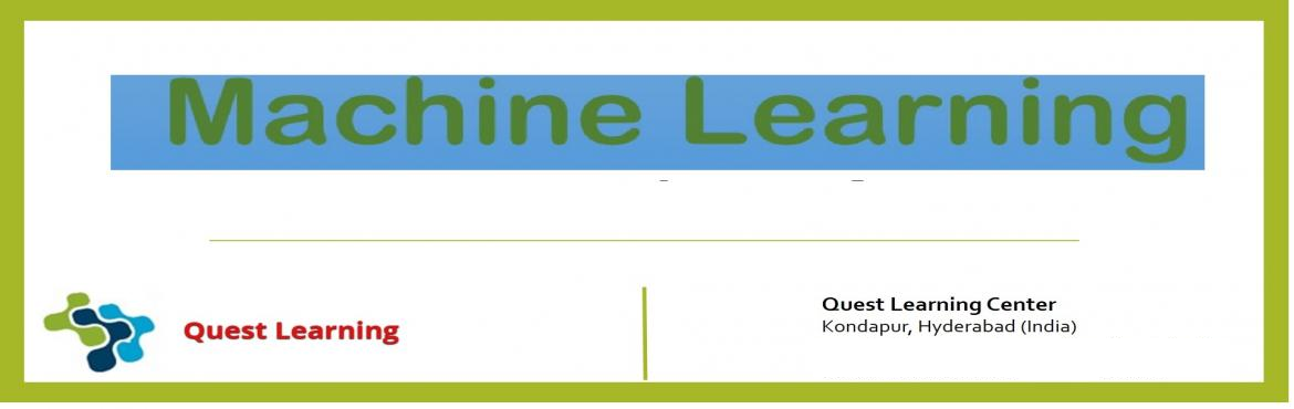 Book Online Tickets for 1 Day workshop on Machine Learning - Bas, Hyderabad. \