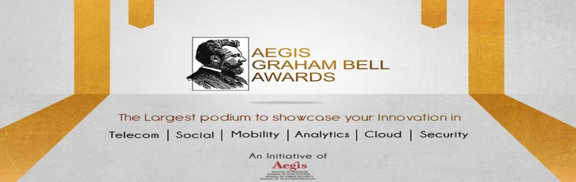 Book Online Tickets for Aegis Graham Bell Award Telecom/Mobile N, Delhi. About Aegis Graham Bell Award  India always visioned to portray as a conspicuous innovative hub for rising brilliance and virtuosity. However, we often questioned about the panache and endowment of our countrymen for being at power to the innova