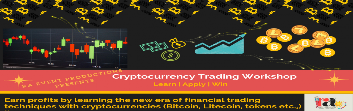 Book Online Tickets for Make Money by Trading Cryptocurrencies, Bengaluru.  In recent years, the financial industry has witnessed tremondous disruptions due to new innovations such as Cryptocurrencies and Blockchains. Many of the traditional currency trading professions have been democratized via cryptocurrency tradin