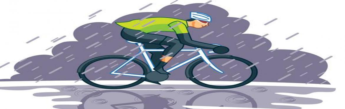 Book Online Tickets for South Mumbai Monsoon Ride, Mumbai. Pre-Registration is compulsory.    About Organizer: Pedal to Fly is started off as a spirit to relive your Childhood. We initiate Interest based crowd sharing activities and explore Mumbai on a Bicycle. More details will be updated soon.     &n