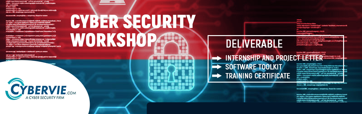 Book Online Tickets for cyber security workshop -July 2018, Hyderabad. We Cybervie a Cyber Security Team - Organizing a Weekly Boot Camp. Encourage Beginners with 01  Day Boot Camp to Know...       How to Build Career into #CyberSecurity Industry?         Topics Covered
