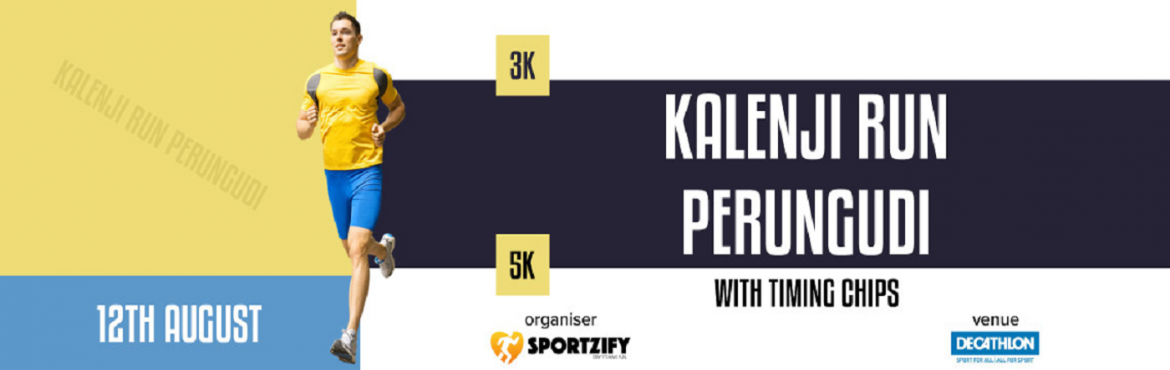 Book Online Tickets for Kalenji Run - Perungudi, Chennai. INTRODUCTION This is the Second time in Chennai, the Biggest Sports Experience Company is coming to help you Ditch the Couch. All the Fitness Enthusiast will witness a Running event which will give them an experience of running trails in Chennai. The