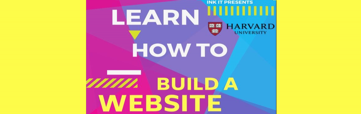 Book Online Tickets for Learn How To Build A Website, Hyderabad.  About INK it - We design programs which are fun and exploratory for people who aspire to explore their full potential. WORKSHOP DETAILS- Creating a website for your brand is a vital advertising tool. You can build brand awareness or sell any product