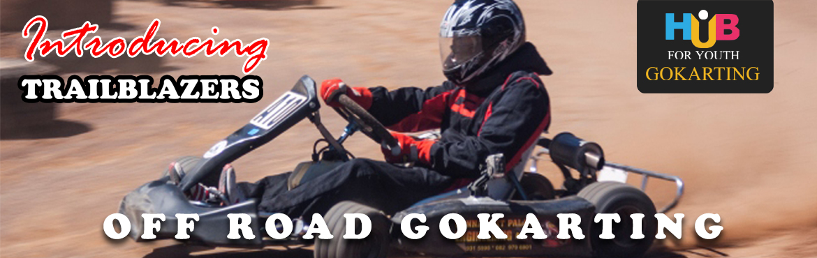 Book Online Tickets for Trailblazers at Hub For Youth, Visakhapat. If you love the rugged road and all the thrills and adventures that it offers you, then you need to head for an exciting off road kart experience in Vizag with your friends on the next weekend and explore the rough mud and rocky roads that lie ahead