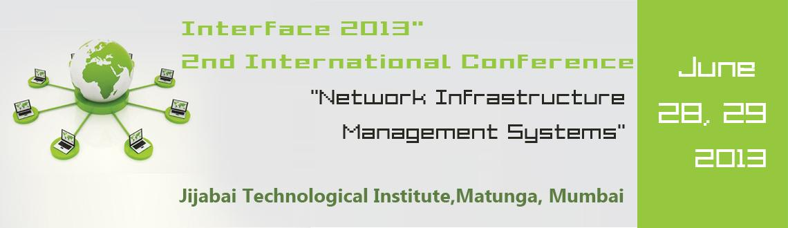 Interface 2013