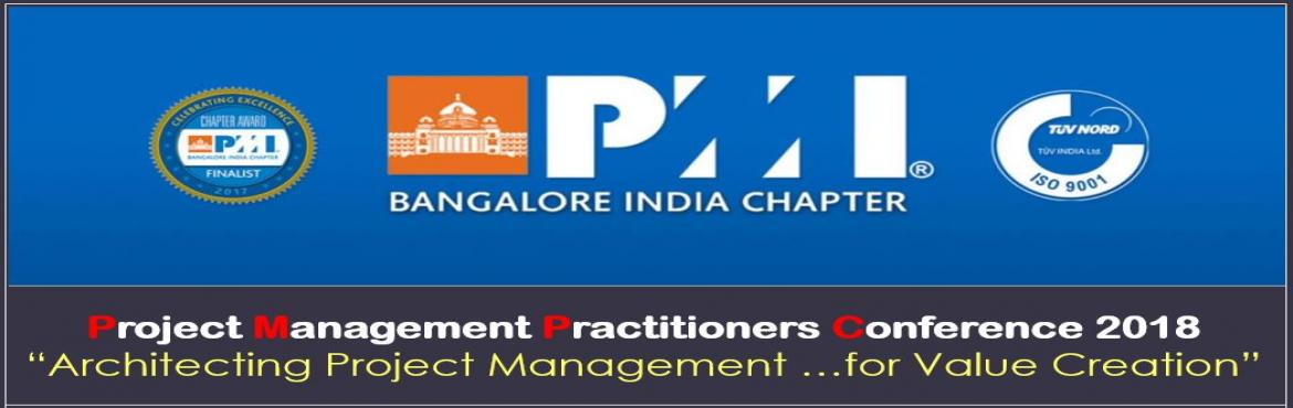 Book Online Tickets for PMPC 2018 - Webcast Registration, Bengaluru. PMI Bangalore India Chapter is proud to announce its 13th Annual Project Management Conference in Bengaluru. The focus of the conference this year will be \