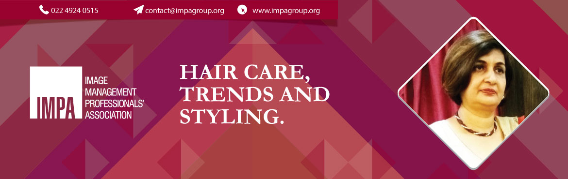 Book Online Tickets for Hair Care, trends and Styling, Pune. Smita Deshpande is an expert professional in Skin and Hair Care and holds a BSc. degree. She also has a Diploma from the Association of Beauty Therapy and Cosmetology (ABTC), International Diploma in Aesthetics and Beauty in CIDESCO, Zurich-Switzerla