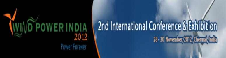 Wind Power India 2012