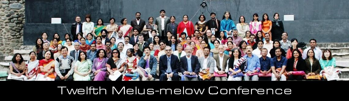 TWELFTH MELUS-MELOW CONFERENCE
