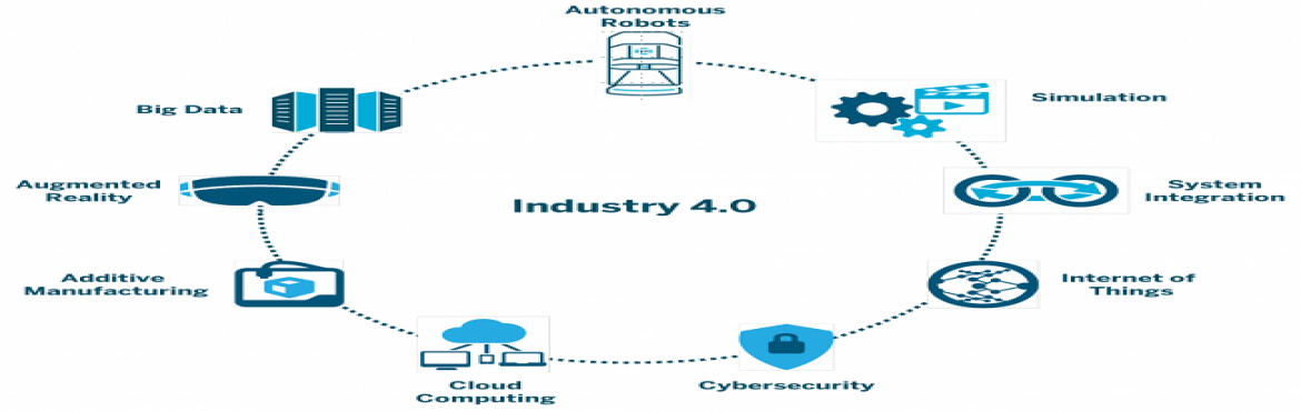 Book Online Tickets for Enabling Technologies for Industry 4.0, Mumbai.   The uniqueness of this programme is in providing exposure to the participating managers on the critical triad of strong of Academic fundamentals, further R & D Approaches and their Commercial Exploitation in Manufacturing companies.
