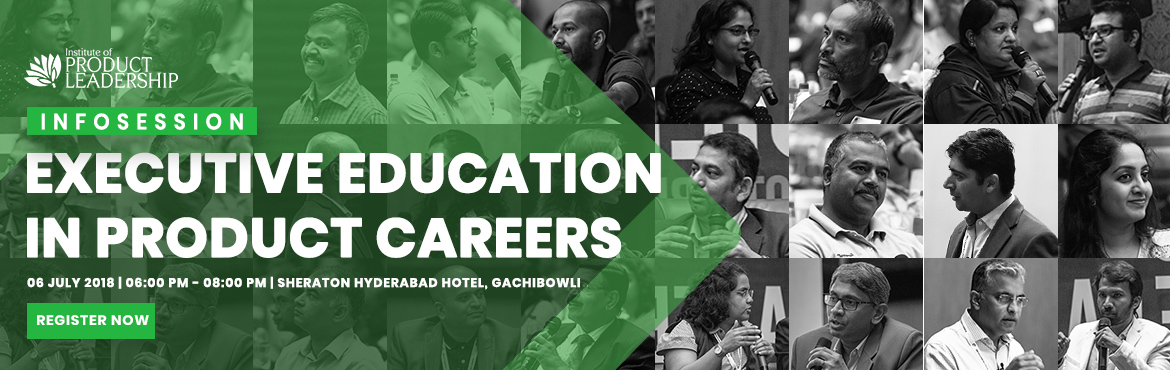 Book Online Tickets for Infosession on Executive Education on Pr, Hyderabad. Career Growth often rewards to the one who continuously upskills and stays current with the industry. What got you here may not get you there! Are you wondering just what it takes to stand out in this crowd and take your career to the next level leve