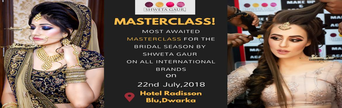 Book Online Tickets for Shweta Gaur Make-Up Artist Masterclass -, New Delhi. Shweta Gaur is one of the top makeup artists in Delhi. She is a renowned fashion expert and freelance makeup artist in Delhi. She has been doing modern, classical and trendy makeovers for fashion shows, magazines shoots, portfolio and editorial shoot