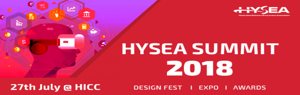 Book Online Tickets for Design Fest at HYSEA Summit 2018, Hyderabad.  Celebratingdesignin any of its forms is the main idea ofDesign Fest. It brings Designers, Creators, Entrepreneurs, and Friends together to build momentum and opportunity around their unique entrepreneurial identity.Desi
