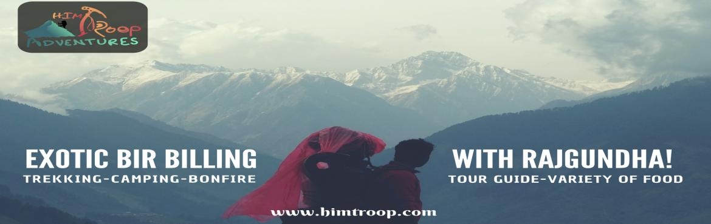 TREKKING CAMPING AND PARAGLIDING AT BIR BILLING