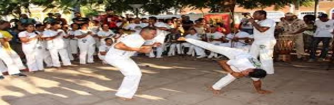 Book Online Tickets for Capoeira ( Brazilian Martial Art ), pune.  Capoeira is an art form that defies description. It is a fight, it is dance, a game.  It is creativity, intuition, grace, strength, history and tradition.  To understand the movement, music. Capoeiristas play capoeira, as opposed