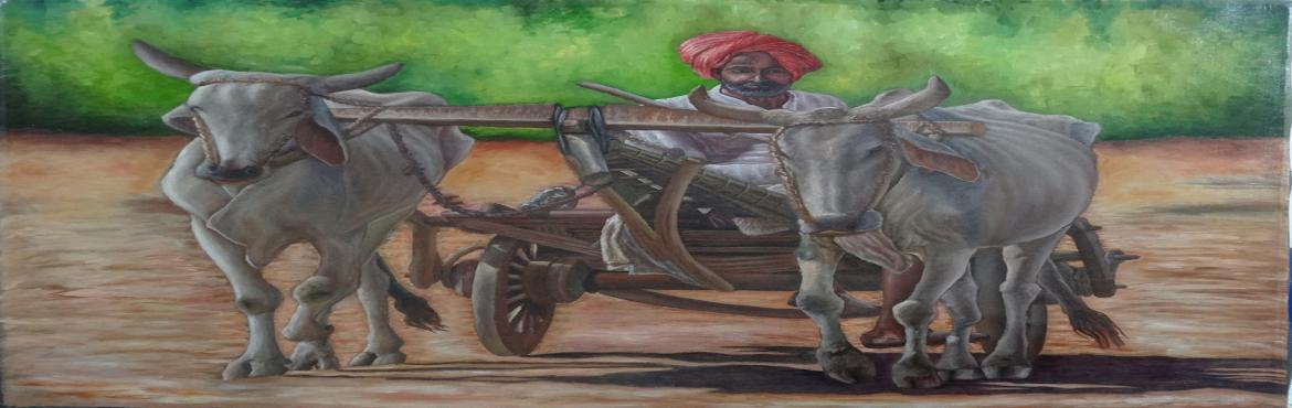 Book Online Tickets for Live Online Oil Portrait Painting Demo, Chennai.  This is RamyaSadasivam, an artist who has been in the field for 8 - 9 years. I am a state and national award winner.  On the request of my friends we are going to have a small webinar session where I am going to give an onlin
