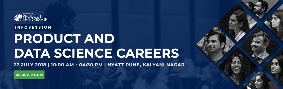 Book Online Tickets for Infosession on Product and Data Science , Pune. Career Growth often rewards to the one who continuously upskills and stays current with the industry. What got you here may not get you there! Are you wondering just what it takes to stand out in this crowd and take your career to the next level leve