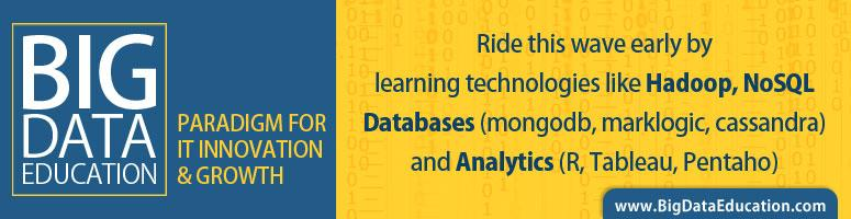 Book Online Tickets for Big Data Primer (November 17), Noida. Following is the agenda for this 7 hrs (excluding breaks) day long course, 1) Big Data overview and case studies – 1.5 hrs 2) Hadoop Primer – 2 hrs 3) Analytics Primer – 2 hrs 4) Vendor Ecosystem and road ahead - 1.5 hrs