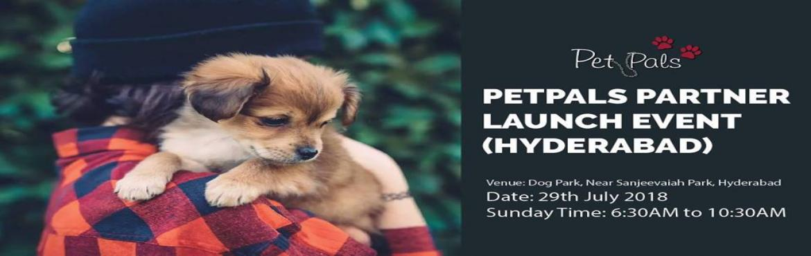 Book Online Tickets for PetPals Partner Launch Event, Hyderabad.  Come! Share our joy of launching a partner network in Hyderabad. Come to experience PetPals first hand! Home Made Food, Spas, Grooming, Cabs, and every other thing that you want as a pet parent is here. Be a part of the celebration and win a fe