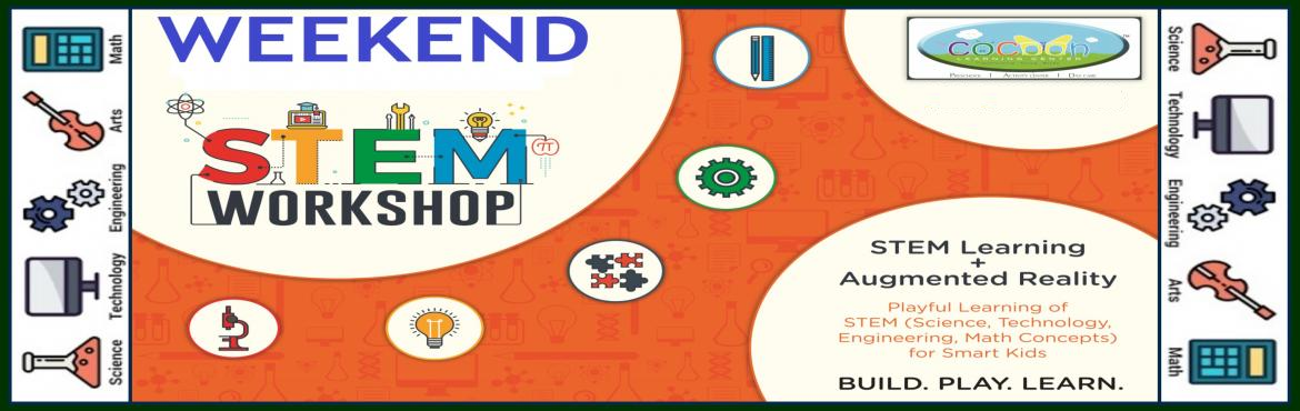 Book Online Tickets for The Coolest Weekend STEAM Workshop July , Chennai. The COCOON Learning Center, a multidimensional Skill Development cum Activity Centeris organizing Weekend STEAM Workshop for Children.  The workshops will be conducted on Saturdays or Sundays ( 2.5 Hrs per Day - 4 / 5 sessions per month )