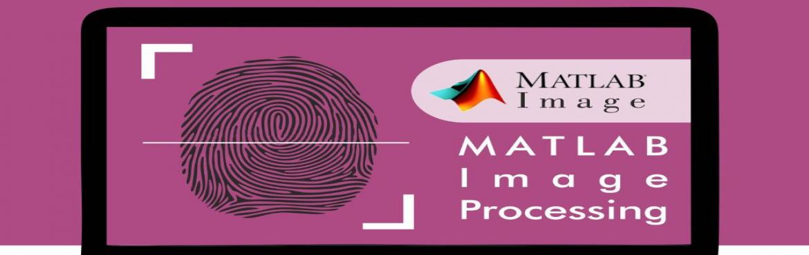 Workshop On Image Processing Using Matlab Chennai Chennai