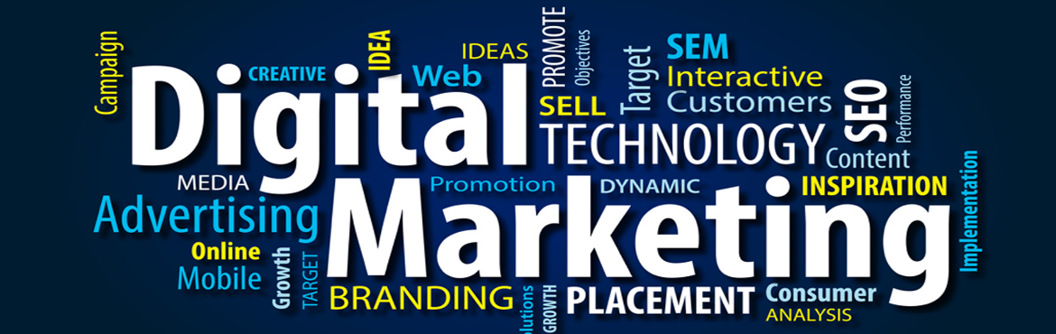 Book Online Tickets for Digital Marketing, Mumbai. Digital Marketing FREE Workshop  Digital marketing industry in India is a booming career today. In a country with a rapid growth economy, it is expected to have a very high significant growth in Digital marketing career. The growth in the digit