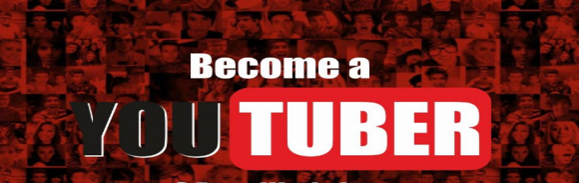 Book Online Tickets for Become a YouTuber (Main Workshop), Mumbai. \'Become a YouTuber\'  Below are the complete details.Date: 19th August 2018Time: 10am to 4pmThings you will learn:1. Content creation2. Shooting videos using smartphones3. Video editing4. SEO for your YouTube videos5. F