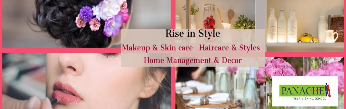 Book Online Tickets for HAIR CARE HAIR STYLE, Hyderabad. HAIR CARE & HAIR STYLE Overview Of The Curriculum:  1.A New Look for a New Day  2.Correct use of Hair Styling instruments 3.Occasions Appropriate Trendy Hairstyles 4.Quick Fixes for each one's Hair 5.Product knowledge 6.Suitable H
