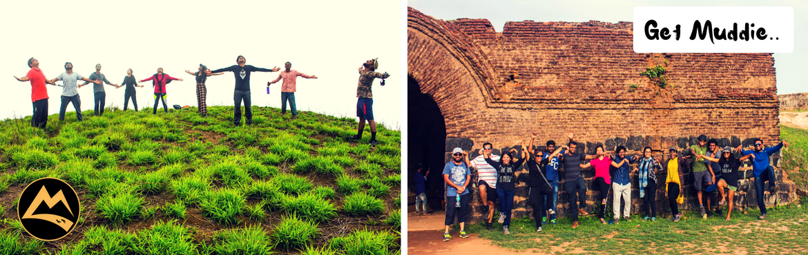 Book Online Tickets for The Beautiful Sakhleshpur - Roadtrip wit, Bengaluru.   Muddie Trails presents an adventurous, fun-filled & thrilling weekend with trekking, camping, waterfalls, good food and a lot of socializing - all in the beautiful mountains of Sakhleshpur! About the destination: Sakleshpur is a town located in