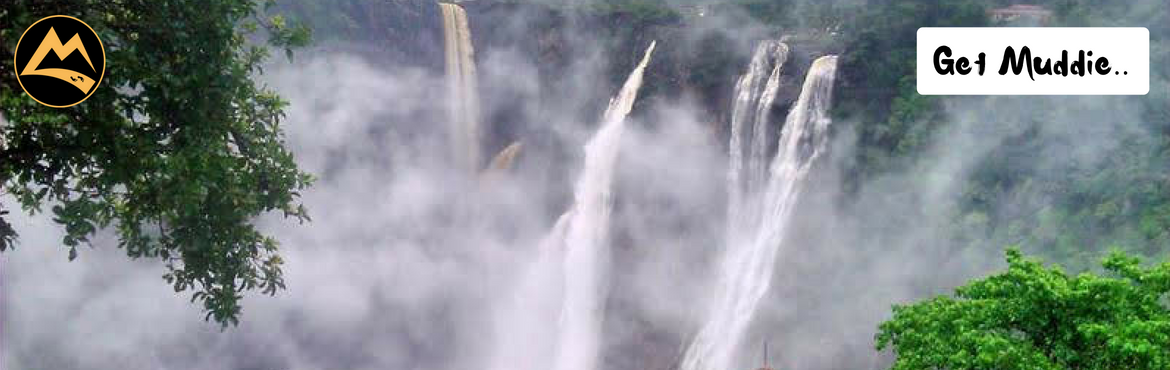 Book Online Tickets for The Most Beautiful Jog Falls Road trip w, Bengaluru. Muddie Trails presents monsoon special road trip to The Majestic, The Gigantic, The Most Beautiful Waterfalls in India - The Jog Falls! About the destination: The heavenly river Sharavathy takes a humongous dip from a mountaintop to form Jog falls th