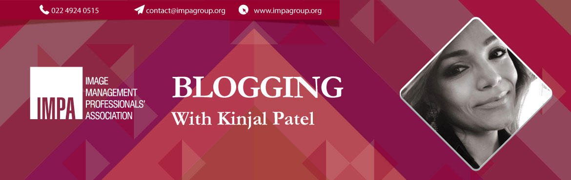 Book Online Tickets for Blogging with Kinjal Patel, Vadodara. Kinjal Patel is a Content Marketer and an Image Consultant who helps businesses and individuals grow their presence online in an effort to maximize their marketing potential to generate effective leads. She has been heading the content department at