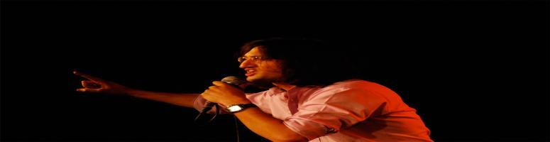 Papa CJ & The Comedy Company Show Delhi