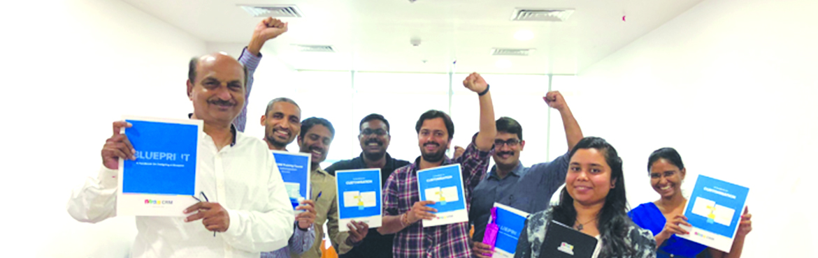 "Book Online Tickets for Zoho CRM for Administrators: 3-day works, Mumbai. The ""Zoho CRM Training Course for Administrators"" is an end-to-end 3-day classroom-training program that is aimed at helping a Zoho CRM Administrator set up and run their organization's account efficiently. This course will ena"