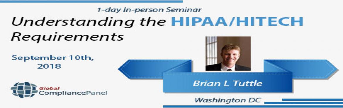 Book Online Tickets for HIPAA and suing - how this works | Washi, Arlington.    Description:  This one-day seminar will get into the fine details of what we need to do and how to do it.  We will go point by point through the entire HIPAA Security Rule and uncover simple methods to comply and crea