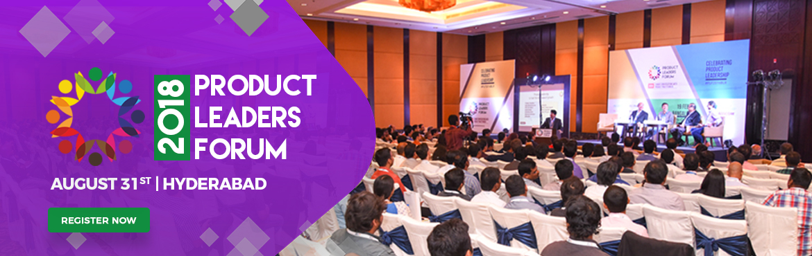 Book Online Tickets for Product Leaders Forum (PLF) HYD 2018, Hyderabad. PLF is a volunteer-driven non-profit for practitioners, by practitioners. Our mission is to create an essential and unique platform for Product Leaders. We bring together diverse perspectives & robust dialogue around product thinking; thus enabli