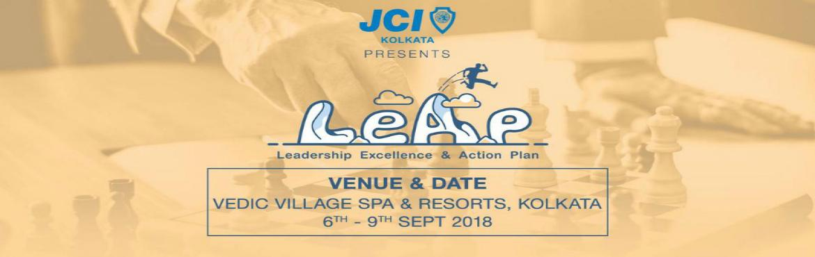 Book Online Tickets for LEAP 2018 Leadership Excellence and Acti, Kolkata.  One small step for a man, one giant LEAP for the mankind– Neil Armstrong  What is LEAP?  LEAP- Leadership Excellence and Action Plan is committed to develop leadership and administration skills amongst young and active citize