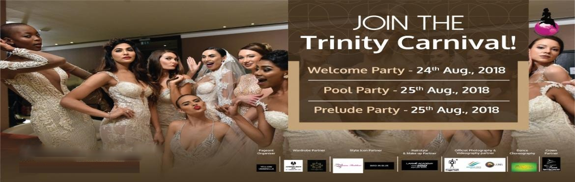 Book Online Tickets for Trinity Carnival, Khandala. World Supermodel India and World Supermodel South Asia are owned and hosted by Yellow Umbrella Group, the largest marketing company in India. World Supermodel India showcases Indian Teen girls and women with in the age of 16-30 only. The competition
