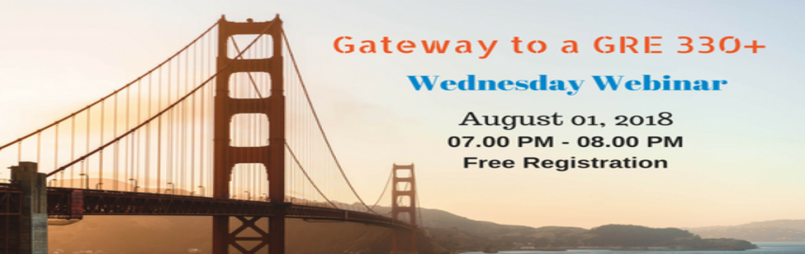 Book Online Tickets for Wednesday Webinar Gateway to a GRE 330+, Chennai. [Gateway to a GRE 330+]    Zihad's 45-day Action Plan to a 336 Score!   We're sharing it all! Study plan, GRE skills & techniques.   We know preparing for the GRE can be a struggle. &n