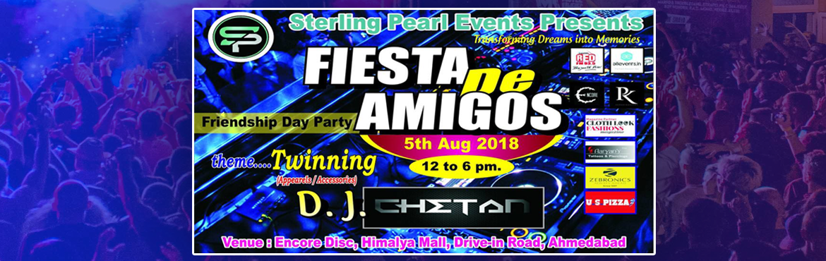 Book Online Tickets for Fiesta De Amigos , Ahmedabad.