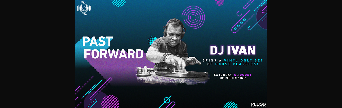 Book Online Tickets for Past Forward with Dj.Ivan // Friendship , Bengaluru.  Expect some insane nostalgia and live the #SpiritOfBangalore as we gather up for a Friendship Day Reunion this Saturday @ 1Q1!    Imagine those #OldBangaloreVibes clubbed with a signature vinyl set of house classics by the master hims